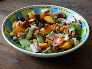 Zoete paleo salade